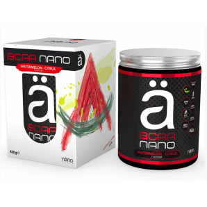 Nanosupps NANO BCAA Wassermelone Zitrone (420g)