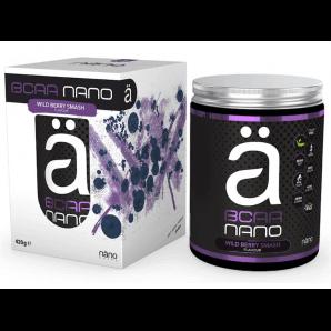 Nanosupps NANO BCAA Wildberry Smash (420g)