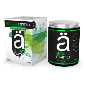 Nanosupps NANO BCAA Gurken-Limette (420g)