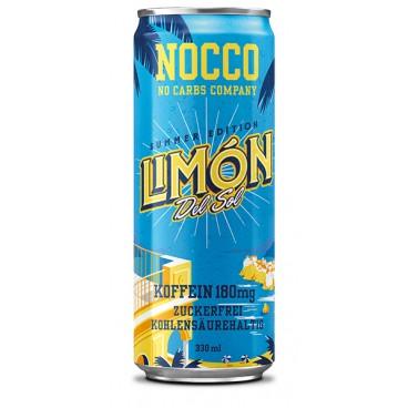 NOCCO Limón Del Sol (24x330ml)