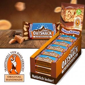 Davina EnergyOatSnack caramel aux arachides (15x65g)