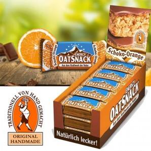 Davina EnergyOatSnack Chocolate Orange (15x20g)