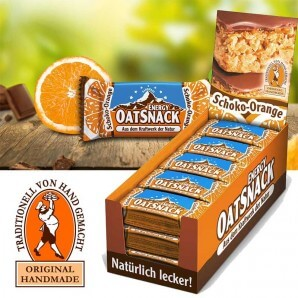Davina EnergyOatSnack Chocolate Orange (15x65g)