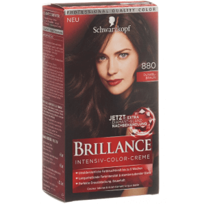 Schwarzkopf Brillance 880 dark brown