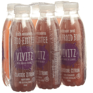 VIVITZ - Bio Eistee Classic Zitrone (6x5dl)