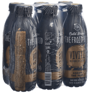 VIVITZ - Bio Eistee Cold Brew Black Tea (6x5dl)