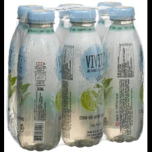 VIVITZ - Eau Lime-Menthe-Concombre (6x5dl)