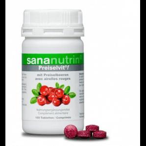 Sananutrin Preiselvit for tablets (150 pieces)