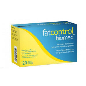 FatControl Biomed (120 Stück)