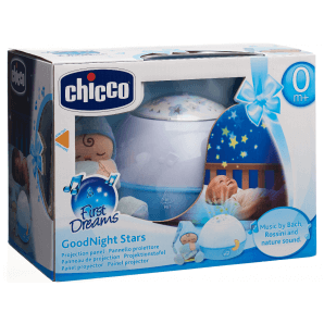 Chicco starry sky projector blue