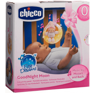 Chicco Musical moonlight pink