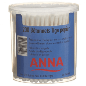 Anna cotton swab paper (200pcs)