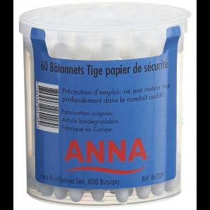 Anna cotton swab paper (60pcs)