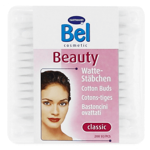 Bel Beauty Cosmetic Cotton Swabs (18x200pcs)