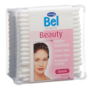 Bel Beauty Cosmetic Cotton Swabs (200pcs)