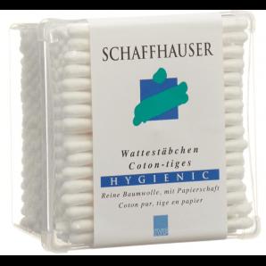 SCHAFFHAUSER Wattestäbchen Hygienic (200stk)