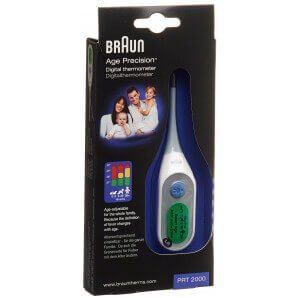 Braun - Digital Thermometer PRT 2000