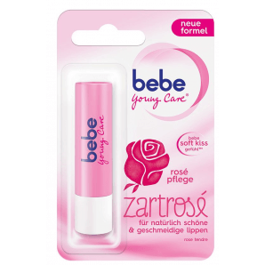 bebe Young Care lip care soft rose