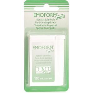 EMOFORM toothpicks mint (100 pieces)
