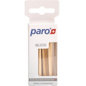 Paro Micro Sticks toothpick super fine (96 pieces)