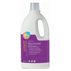 Sonett Waschmittel 30°-95°C Lavendel (2L)