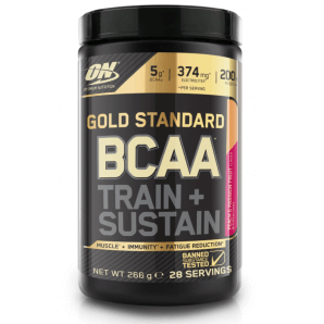 Optimal BCAA Gold Standard Peach & Passionfruit (266g)