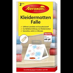 Aeroxon Kleidermotten Fallen (2 Stk)