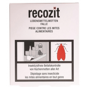 recozit food moth trap (4 pcs)
