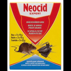 Neocid Expert Mäuse-Köderbox Box (20g)
