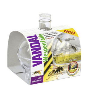VANDAL wasp trap with attractant