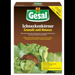 Gesal snail grains (750g)