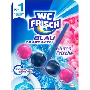 WC FRISCH Blau Kraft-Aktiv Fresh flowers
