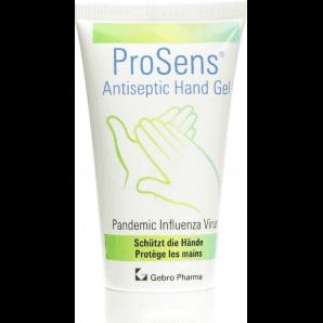 ProSens antiseptique gel pour les mains (50ml)