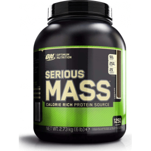 Optimum Serious Mass Chocolate Can (2227g)