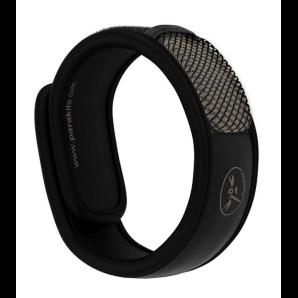 Parakito bracelet mosquito repellent black