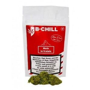 B-Chill CBD - Alpine Dream (8g)