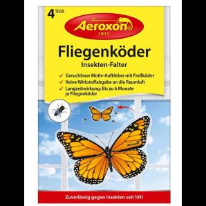 Aeroxon Insekten Falter (4 Stk)