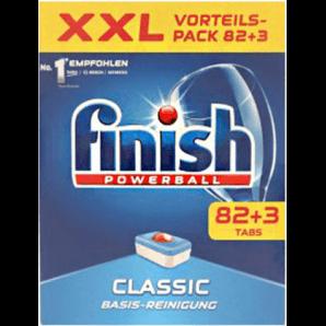 Finish - Powerball Classic Geschirrspültabs (85 Stk.)