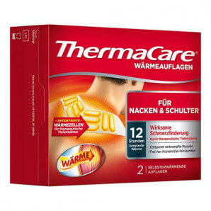Thermacare Nacken/Schulter Auflage (2 Stk)