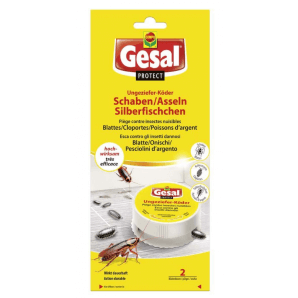 Gesal Protect vermin bait (2 pieces)
