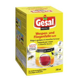 Gesal Protect Wasp and Flytrap Refill (200ml)