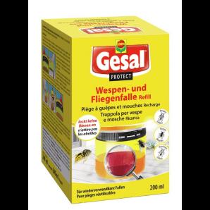 Gesal Protect Wespen- und Fliegenfalle Refill (200ml)