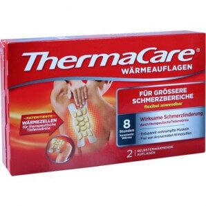 Thermacare Grössere Schmerzbereiche (2 Stk)