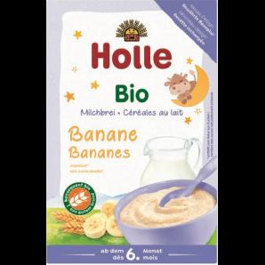 Holle - Milchbrei Banane bio (250g)