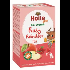 Holle Rosy Reindeer fruit tea organic 20 bags