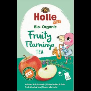 Holle Fruity Flamingo Kräuter Früchte Tee (20 Beutel)