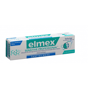 Elmex Sensitive Professional Whitening Toothpaste (75 ml)