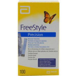 Abbott Freestyle - Precision Teststreifen (100 Stk)