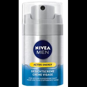 Nivea Men Active Energy Face Cream (50ml)