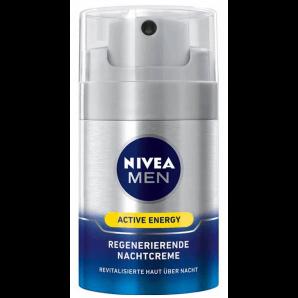 Nivea Men Active Energy regenerierende Nachtcreme (50ml)